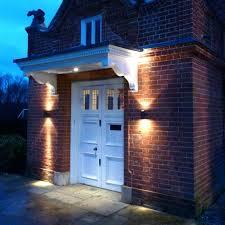 beautiful garden wall lights