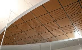 104 Wood Cielings En Suspended Ceiling Aluratone Rulon Company Panel Acoustic