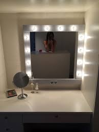 make up mirror with lights vanity mirror in many colors