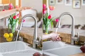 Moen Motionsense Faucet Not Working by Best Kitchen Faucet Moen Kitchen Faucet Review