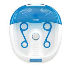 Splash Guard For Bathtub Walmart by Homedics Fb 400 Bubble Spa Pro Footbath With Heat Boost Power