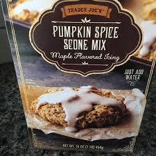 Where Did Pumpkin Scones Originate by Trader Joe U0027s Pumpkin Spice Scone Mix Brightestyoungthings Dc