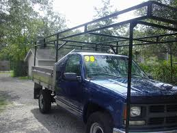 Ladder/Pipe Racks « Bear Welding & Fabrication LLC
