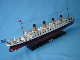 Sinking Of The Britannic Youtube by Rms Britannic Limited Model Cruise Ship 40