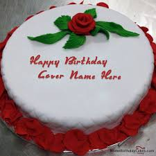 flower flower cake and lover name cakes image birthday lover · birthday wishes