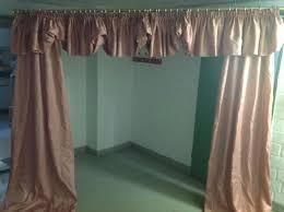wohn esszimmer gardinen in altrosa mit zubehör in
