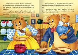 Goldilocks And The Three Bears Other Tales