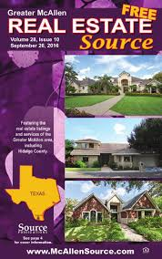 El Patio Downtown Mcallen Tx by Mcallen Real Estate Source Volume 28 Issue 10 By Source