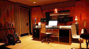 Home Music Studio Design Ideas