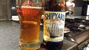 Shipyard Pumpkin Ale Recipe by Shipyard Export By Shipyard Brewing Company American Craft Beer