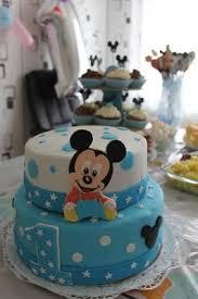 baby mickey mouse torte geburtstag torte junge kuchen