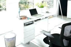 bureau design noir laqu bureau d angle design bureau d angle noir laquac medium size of