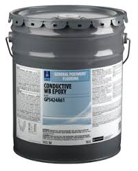 sherwin williams 3425e static control water based epoxy coating