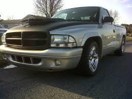 100 Truck Hood Scoops 02 Dakota RT Silver With TA Scoop
