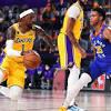 Lakers Team Ball Takes Game 1