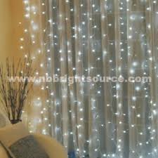 lighted curtains curtain light led manufacturer cheap string 3m x