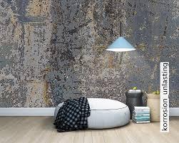 tapeten trends 2018 wohnzimmer design wohnzimmermöbel ideen