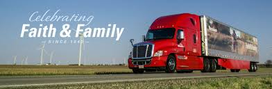100 Nussbaum Trucking Celebrating Faith And Family