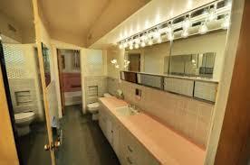 Mid Century Modern Bathroom Vanity Light by 1950 Mid Century Modern House In Dallas Original Condition Time