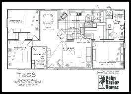 4 Bedroom Single Wide Floor Plans Also Mccants Mobile Homes