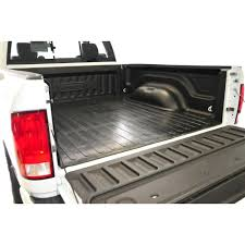 100 Rubber Truck Bed Liner Dual System With Floor Fits 2016 Dodge