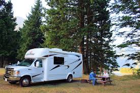 Motorhome Vacations In BC Canada
