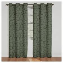 eclipse thermaback meridian blackout window curtain panel target