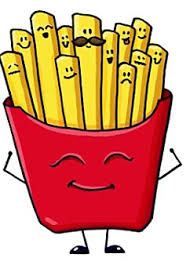 Easy drawings · French Fries