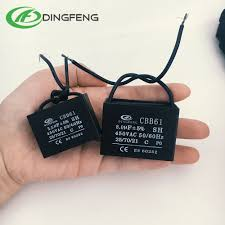 Cbb61 Ceiling Fan Capacitor 2 Wire by Wiring Table Fan Capacitor Wiring Table Fan Capacitor Suppliers