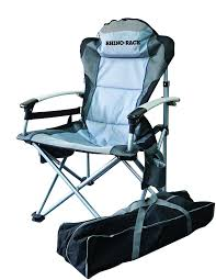 Coleman Oversized Padded Quad Chair Side Cooler by Amazon Com Rhino Rack Rcc Camping Chair Heavy Duty Camp Chairs