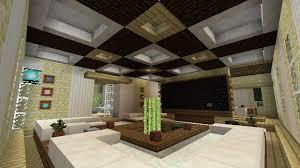Minecraft Furniture Inspirations Lavish Minecraft Living
