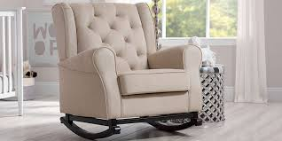 10 Best Nursery Rocking Chairs In 2018 - Glider Rockers For ... The Rocking Chair Every Grandparent Needs 10 Best Rocking Chairs Ipdent Giantex Nursery Modern High Back Fabric Armchair Comfortable Relax Leisure Covered W 2 Forms Top 7 Best Gliders Under 150 200 To 500 20 Ma Chair Mallika Chandra Baby 2019 Sun Uk Comfy And Lovely Plans Royals Courage Chairs For Kids That Theyll Love Delicious Children Play House Toy Simulation Fniture Playset Infant Doll Bouncer Cradle Bed Crib Crystal Ann Rockers Reviews Of Net Parents Delta Middleton Upholstered Glider Swivel Rocker