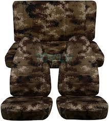 Camouflage Car Seat Covers (Full Set, Semi-custom) Tree/Digital+ 16 ... Semi Truck Seats Comfortable Minimizer 101358 Premium Cloth Base Heavy Duty Seat Youtube Trucks Covers For Aftermarket Top Upcoming Cars 20 Elite 2019 Windshield Replacement Just Off Exit 32 Inrstate 95 Aftermarket Truck Seats Photosimages Pictures On Aliba Organizer Bostouninfo