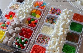 Holiday Gingerbread House Cookie Decorating Party For The Kids A Giveaway