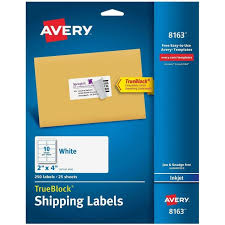 Avery 2a 4 Label Template Elegant Free Invoice 2x4 Word Picture