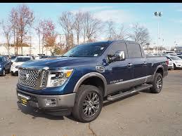 100 Used Nissan Titan Trucks For Sale 2016 XD Platinum Reserve Hamilton NJ