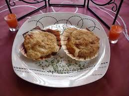 cuisiner les coquilles st jacques surgel馥s recette de coquilles de noix st jacques gratinées
