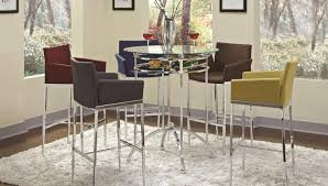 Grandin Road Ez Bed by Blue Bar Stools Ireland Black Faux Leather And Walnut Barstool