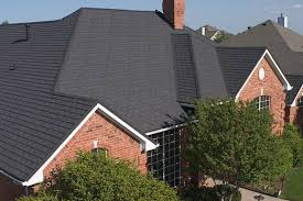 Decra Villa Tile Capri Clay by Gerard Stone Coated Steel Metal Roofing Thunderstorm Granite