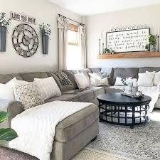 70 Modern Farmhouse Living Room Decor Ideas And Makeover 66