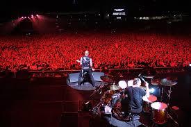 VIDEO Metallica Share Soundwave Sydney Concert Footage