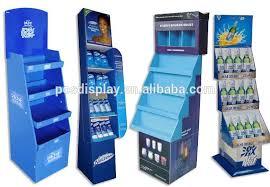 Pet Food Cardboard Floor Stand Display