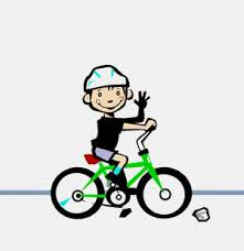 Gif Clipart Images Of A Boy Riding Bike Clip Art