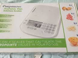 weight watchers pro points kitchen scales