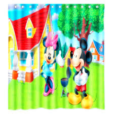 Mickey And Minnie Mouse Bath Decor by Gorgeous Mickey Mouse Bedroom Curtains U2013 Muarju