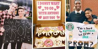 21 Adorable New Ways To Ask Someone Prom