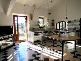 Mountain Kitchen Interior Landhausstil Küche Casa Gran Sunyer Events