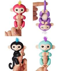 Fingerlings Interactive Baby Monkeys In Stock