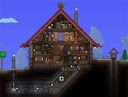 Terraria House Terraria