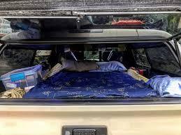 100 Toyota Tacoma Truck Camper Memory Foam Mattress For Truck Camper Shell Build